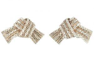 VintageHermès clip earrings