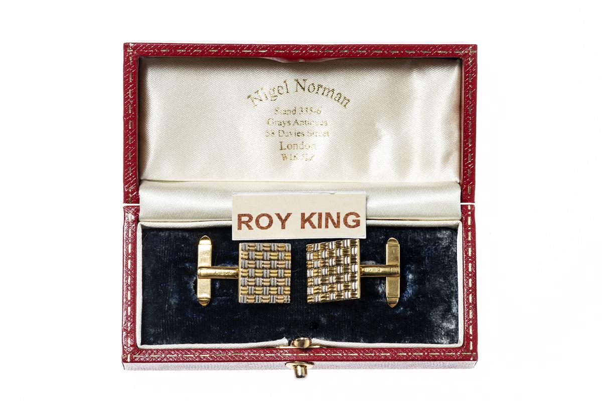 Roy King Vintage Cufflinks